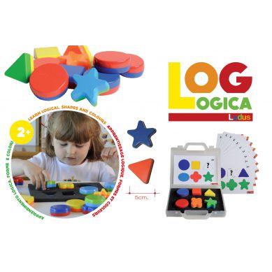Ludus - Zestaw do Kreatywnej Zabawy Logica