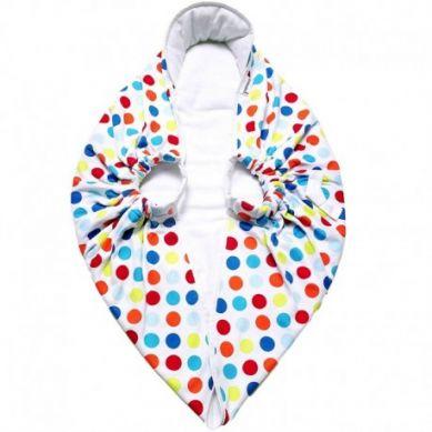 Snugglebundl - Baby Blanket Funky Spots