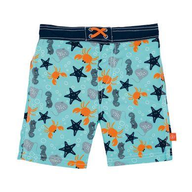 Lassig - Spodenki do Pływania z Wkładką Chłonną Star Fish UV 50+ 6m+