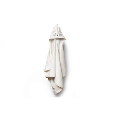 My Memi -   Bambusowy duży ręcznik cream - cat