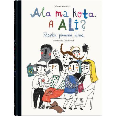 Wydawnictwo Dwie Siostry - Ala ma Kota. A Ali?