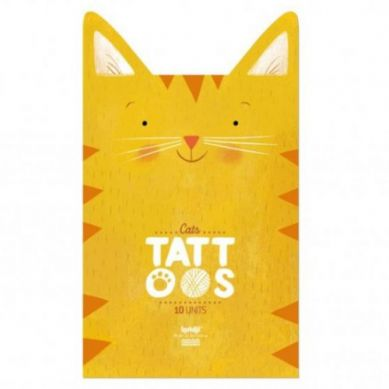 Londji - Tatuaże Cats