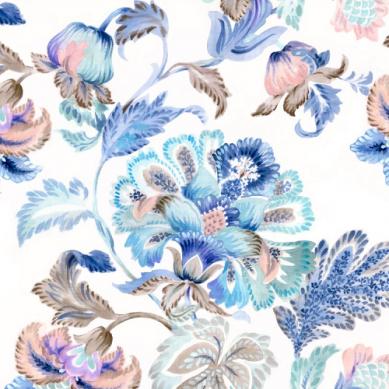 La Millou - Komplet Pościeli L Iris Sorbet