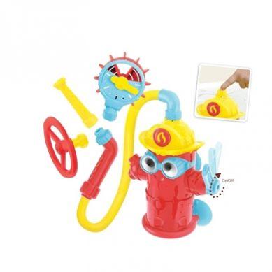 Yookidoo - Zabawka do Wanny Strażak Ready Freddy