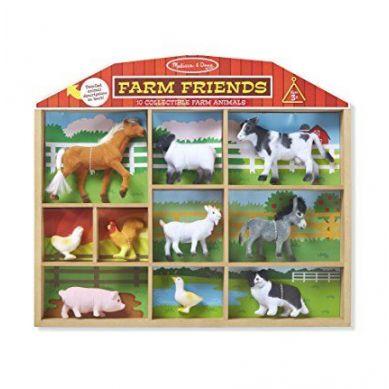 Melissa & Doug - Zestaw Figurek Farm
