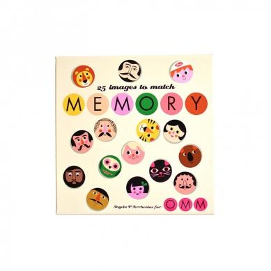 OMM - Design Memory Twarze