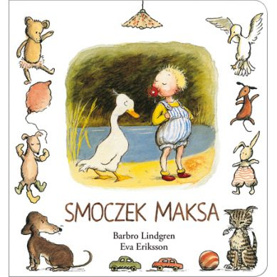 Wydawnictwo Zakamarki Smoczek Maksa