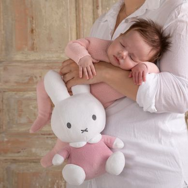 Tiamo - Przytulanka Miffy Pink Babyrib32cm