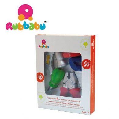 Rubbabu -  Zestaw 5 Narzędzi Sensorycznych