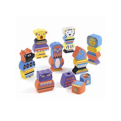 Djeco - Zabawka Wczesnorozwojowa Zetribu