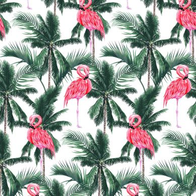 La Millou - Bambusowy Angel's Wings Aruba's Pink Flamingos