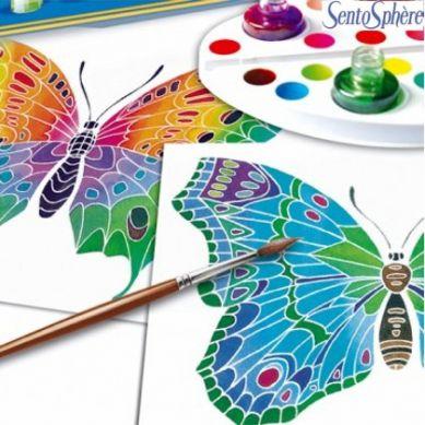 Sentosphere Aquarellum Junior Motyle