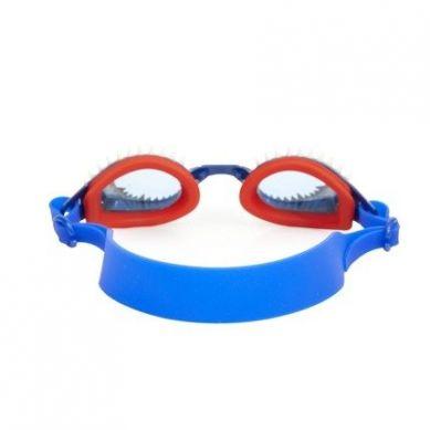 Bling2O - Okulary do Pływania Rekin Niebieskie 3+