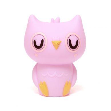 Petit Monkey - Lampka Owl Lilac