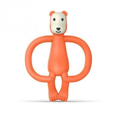 Matchstick Monkey - Gryzak Masujący ze Szczoteczką Animals Bear