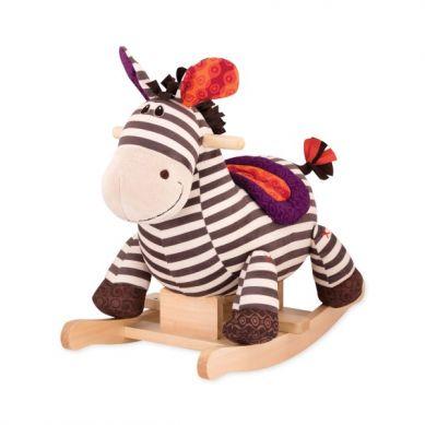 B.Toys - Pluszowa Zebra na Biegunach