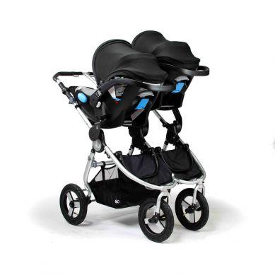 Bumbleride - Adapter Dolny do Fotelików (2020) Maxi Cosi, Cybex, Clek & Nuna Wózek Indie Twin