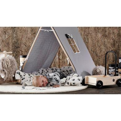 Kids Concept - Namiot Składany Szary