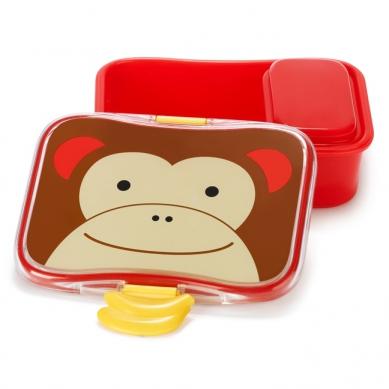 Skip Hop - Pudełko Śniadaniowe Małpka