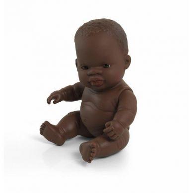 Miniland - Lalka Dziewczynka Afrykanka 21 cm