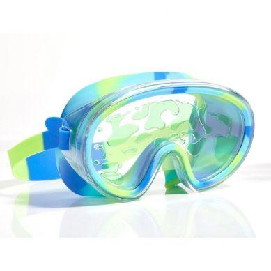 Bling2O - Maska do Pływania Limonkowa Lawa 6+