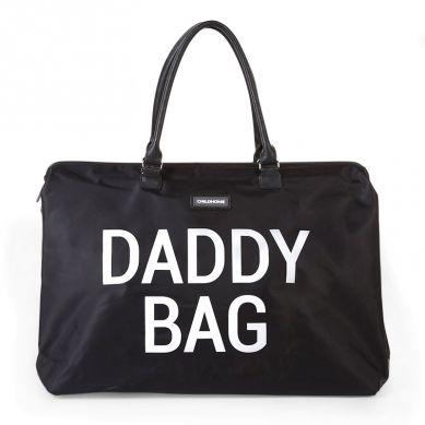 Childhome - Torba Podróżna Daddy Bag Czarna