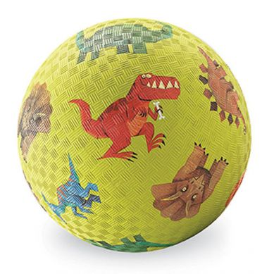 Crocodile Creek - Piłka Dinozaury 18 cm