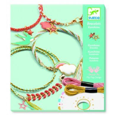 Djeco - Zestaw Kreatywny Biżuteria Celeste