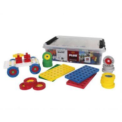 Plus Plus - Puzzle Midi Basic Make & GO! - 200 szt. Edukacja