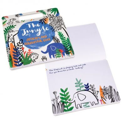 Rex - Activity Book Jungle