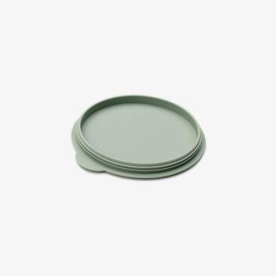 EZPZ - Silikonowa Pokrywka do Miseczki Mini Bowl Pastelowa Zieleń