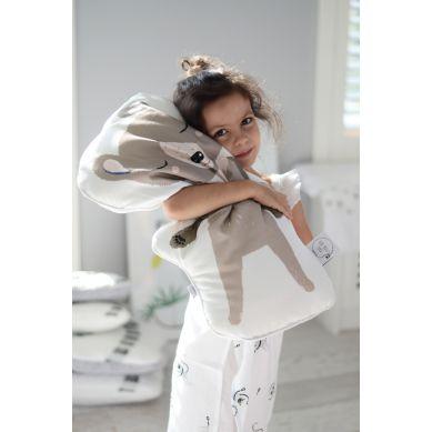 Maki Mon Ami - Poduszka do Przytulania Lama Mila