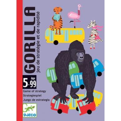 Djeco - Gra Karciana Gorilla