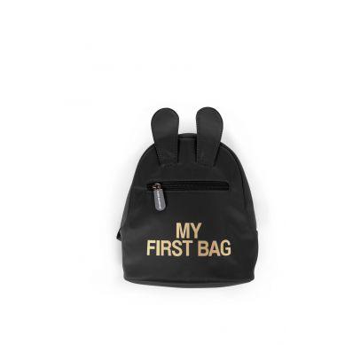 Childhome - Plecak Dziecięcy My First Bag Black