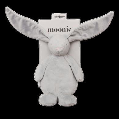 Moonie - Króliczek Sensoryczny Silver 0m+