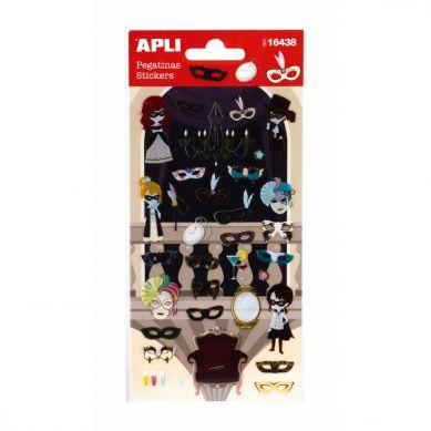 Apli Kids - Naklejki Maski