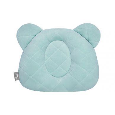 Sleepee - Poduszka z Wgłębieniem na Główkę Royal Baby Ocean Mint