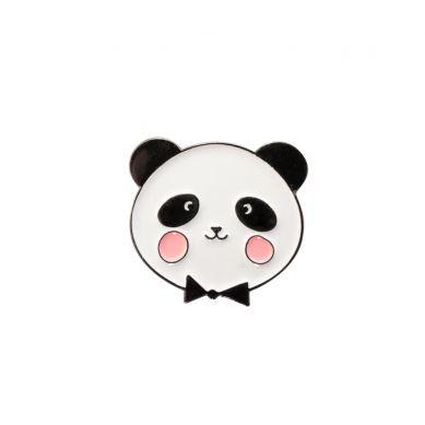 Eef Lillemor - Przypinka Panda