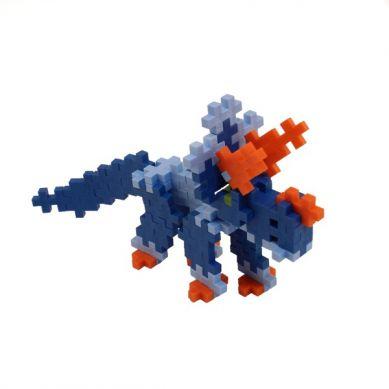 Plus Plus - Mini Tuba Triceratops 100szt 3+