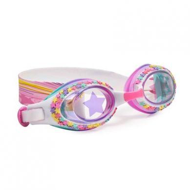 Bling2O - Okulary do Pływania Gwiezdne Fajerwerki 3+
