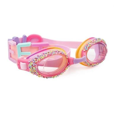 Bling2O - Okulary do Pływania Sweet Różowe 3+