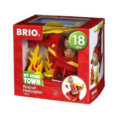BRIO - My Home Town Helikopter Straży Pożarnej