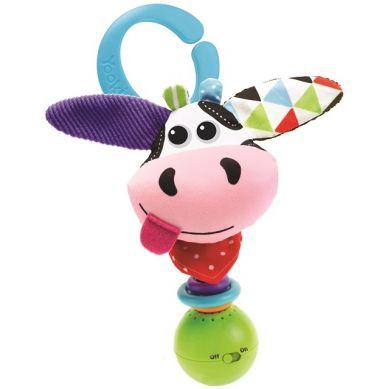 Yookidoo - Muzyczna Grzechotka Potrząśnij Mnie Krowa 0m+