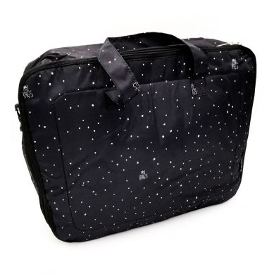 My Bag's - Torba Weekend Bag Confetti Black