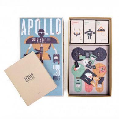 Londji - Układanka Roboty Apollo
