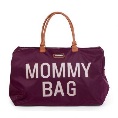 Childhome - Torba Mommy Bag Aubergine