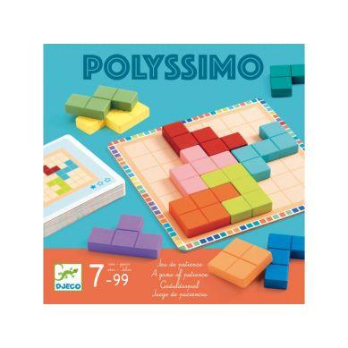 Djeco - Gra Taktyczna Polyssimo