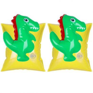 The Swim Essentials - Rękawki do Pływania 2-6 lat Dinozaury