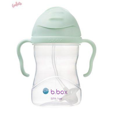 B. Box - Innowacyjny Bidon ze Słomką Gelato Pistachio