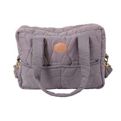 Filibabba - Torba Nursing Bag Dark Grey